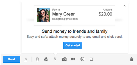 New Send And Receive Money Anywhere Using Gmail Google