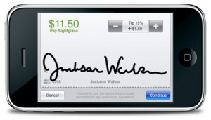 iPhone Mobile Payments