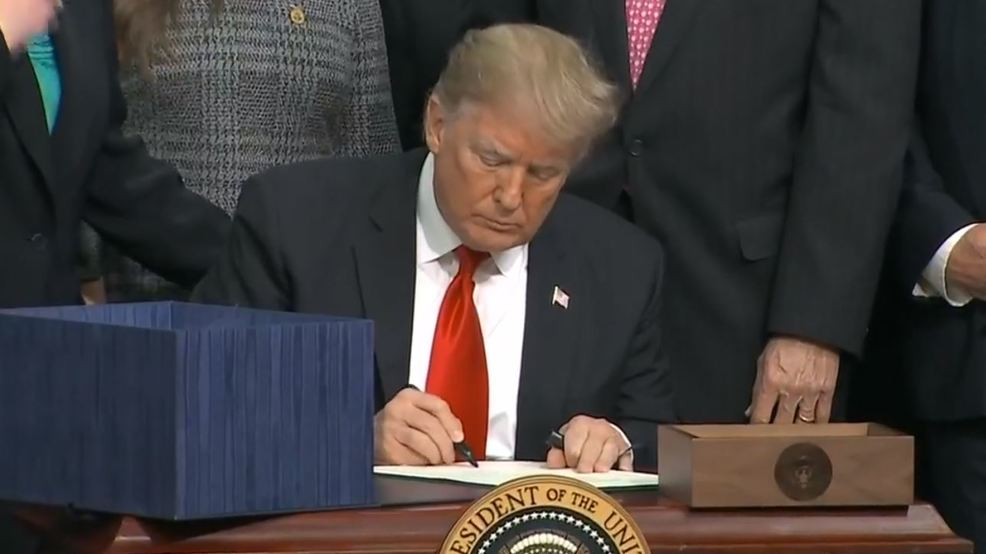 Trump signs farm bill allowing CBD Merchant Accounts. Easy Pay Direct has the lowest cost, secure CBD Merchant Accounts