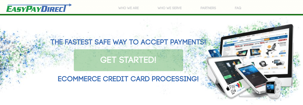 easy pay direct how to reduce chargeback home page